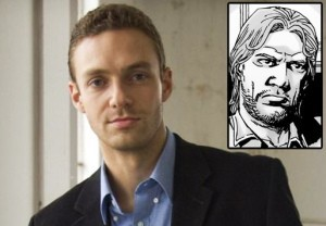 Ross Marquand nel cast di The Walking Dead