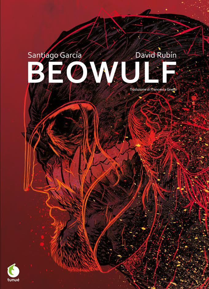 """Le novità Tunué: """"La scimmia di Hartlepool"""" e il """"Beowulf"""" di David Rubin"""