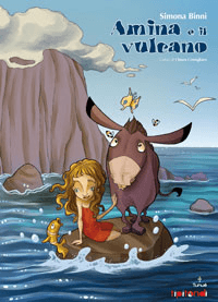 """""""Amina e il vulcano"""", il graphic novel di Simona Binni edito da Tunué, arriva in tv"""