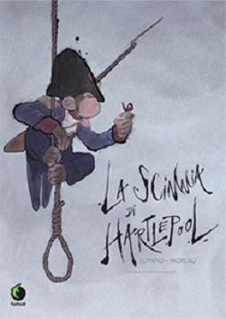"""""""La scimmia di Hartlepool"""" di Lupano – Moreau, il nuovo graphic novel Tunué"""