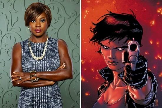 Viola Davis vicina ad accordo multi-film DC Comics