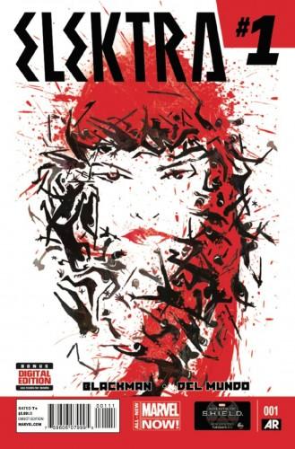 Elektra vol.1 – Linea di Sangue (W.Haden Blackman, Mike Del Mundo)