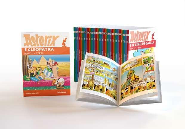 Asterix e Gazzetta dello Sport