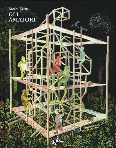 Gli Amatori (Brecht Evens)