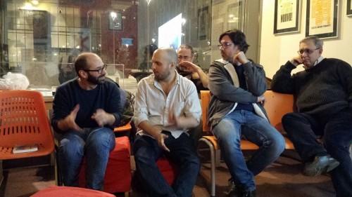 Paolo Castaldi al Pianoterra presenta Chilometri Zero