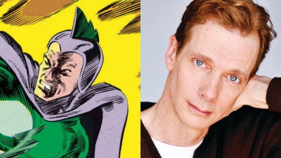 Arrow: Doug Jones è il villain Deathbolt