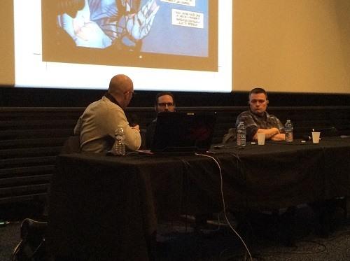 Incontro con Scott Snyder e Sean Murphy