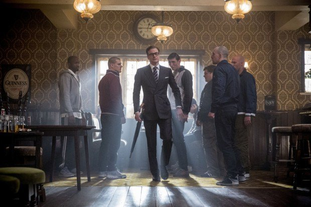 KINGSMAN: SECRET SERVICE – clip in italiano e spot tv