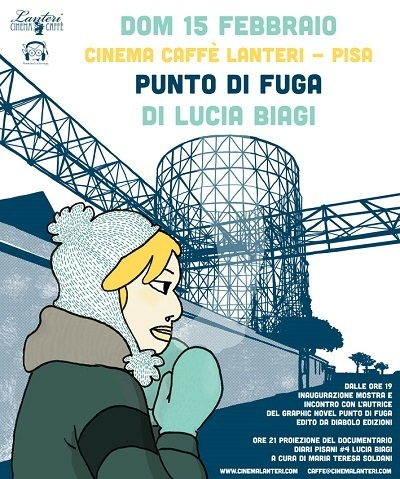 Lucia Biagi_ Punto di Fuga @ Lanteri Pisa