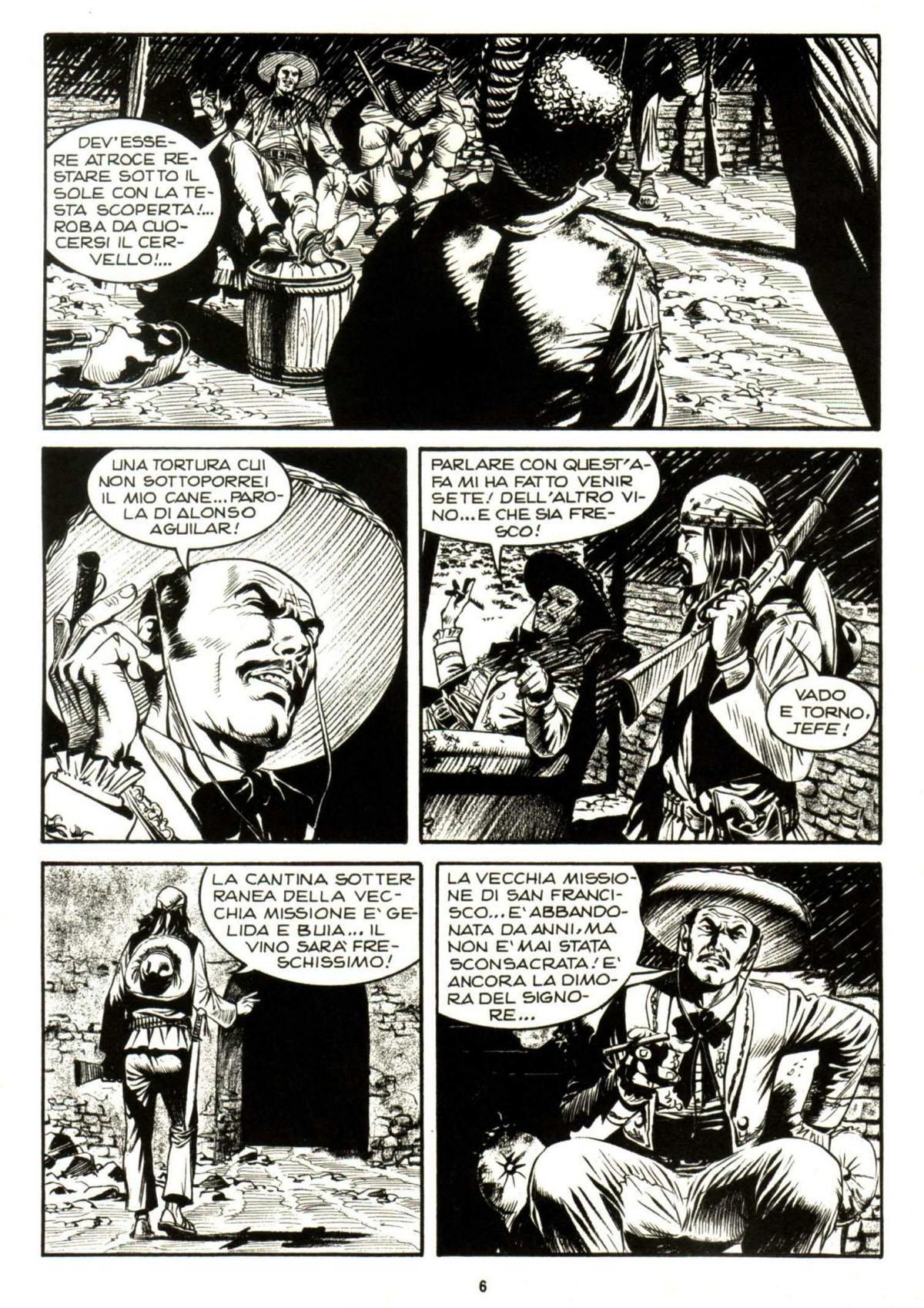 Tex #637 – El Supremo!: un'analisi delle prime due tavole