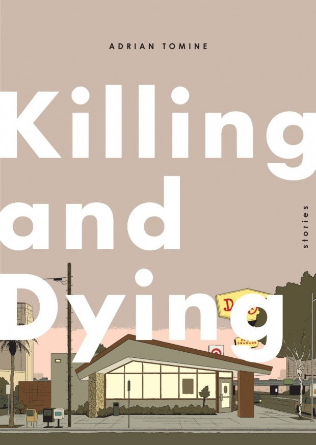 "Adrian Tomine parla di ""Killing and Dying"" sul New Yorker"