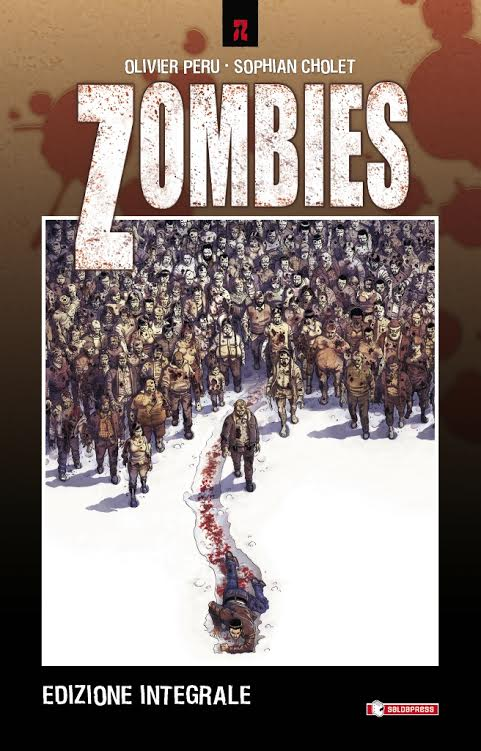 """Zombies"": una nuova serie francese in uscita per SaldaPress"