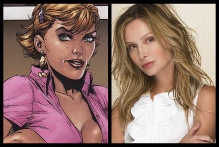 Supergirl: Calista Flockhart nel cast del pilot