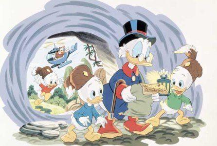"""Disney: in cantiere reboot di """"Duck Tales"""" per il 2017"""