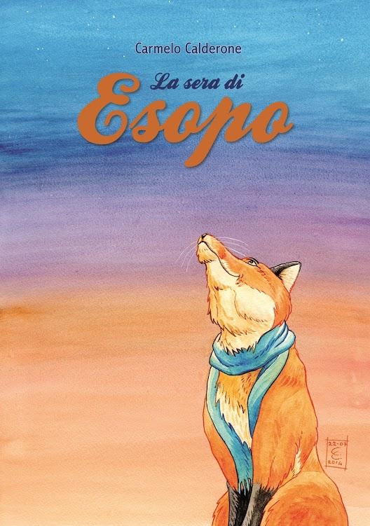 Ritornano le favole di Esopo a fumetti firmate Carmelo Calderone pubblicate dalle edizioni 001