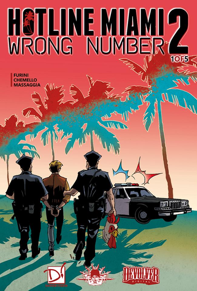 """""""Hotline miami 2: wrong number"""", disponibili i digital comics"""