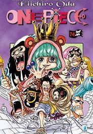 """Il nuovo numero di """"One Piece"""" in edicola dal 3 febbraio"""