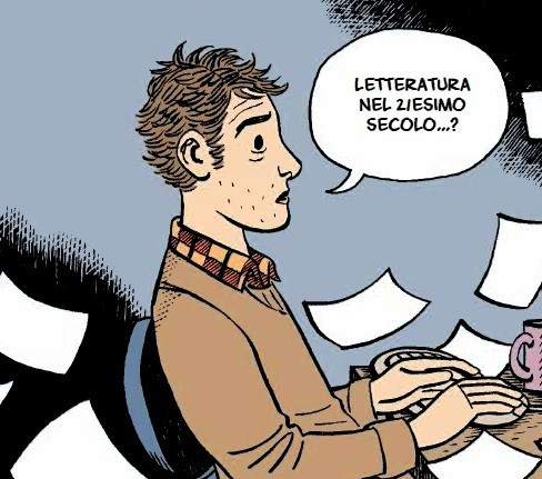 "Anteprima di ""Sam Zabel e la penna magica"" di Dylan Horrocks"