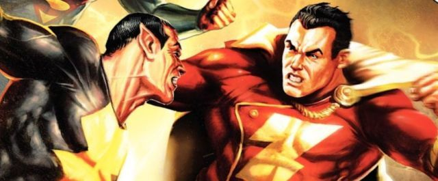 Shazam: Dwayne Johnson parla del film