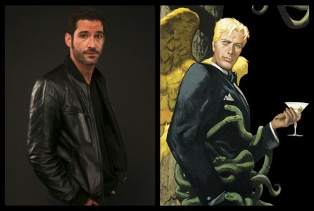 Lucifer: Tom Ellis nel cast come protagonista