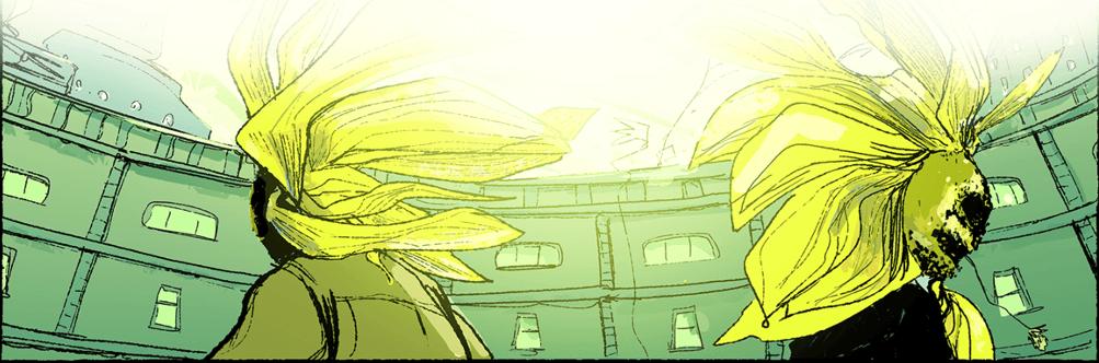 vivivegeta2_Interviste Nella rete del fumetto