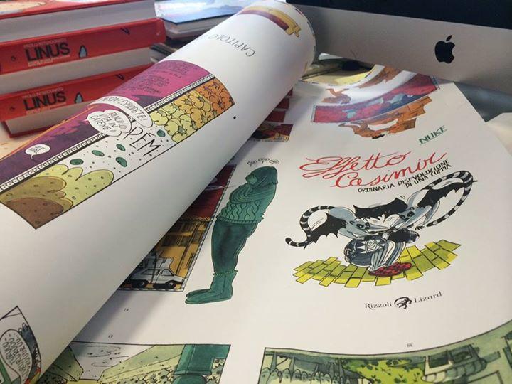 "Rizzoli Lizard pubblica ""Effetto Casimir"" di Claudia Nùke Razzoli"
