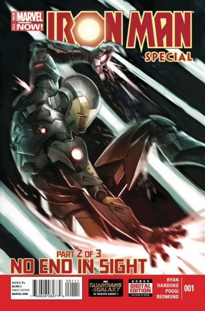 X-Men, Iron Man, Nova: Senza fine - scontro generazionale tra supereroi