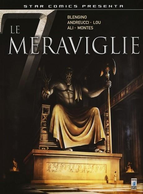 Le Sette Meraviglie #1, sapiente miscela di storia, intrighi e mito dall'estetica impeccabile