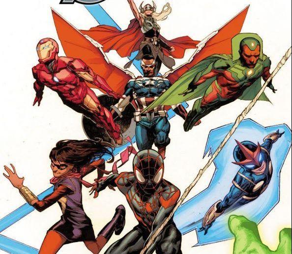 Svelate le formazioni di All-New, All Different Avengers e Uncanny Inhumans