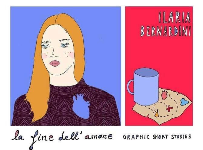La fine dell'amore (Ilaria Bernardini +13)