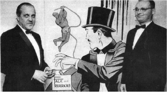 Addio a Fred Fredericks, disegnatore di Mandrake