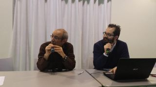 Cartoomics 2015: Conferenza Lukas Reborn
