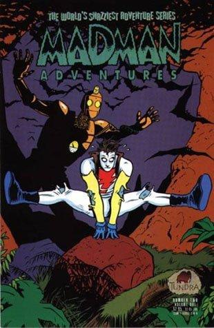 """Le """"avventure di un Matto"""" nel secondo volume della Madman Collection della Panini Comics"""