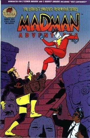 """Le """"avventure di un Matto"""" nel secondo volume della Madman Collection della Panini Comics_Recensioni"""