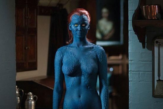 Jennifer Lawrence – X-Men: Apocalypse mio ultimo film come Mystica
