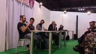 Cartoomics 2015: conferenza di Orfani