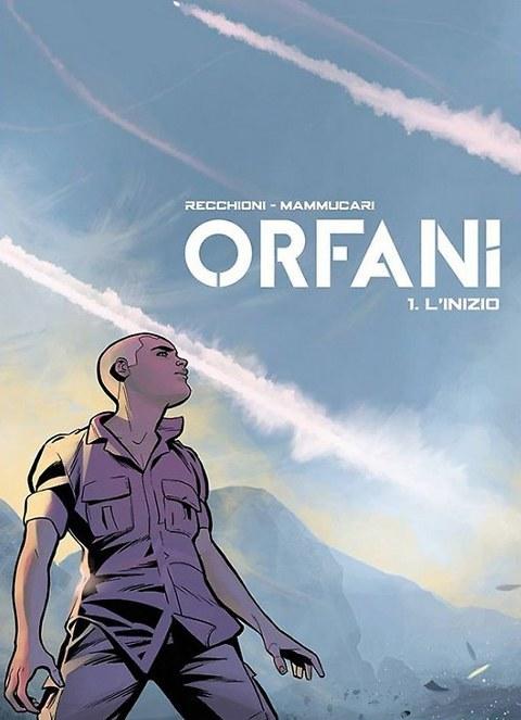Spaceman Books pubblica Orfani in Spagna