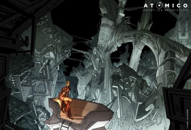 Atomico: Intervista agli autori di Zeroi e Rim City