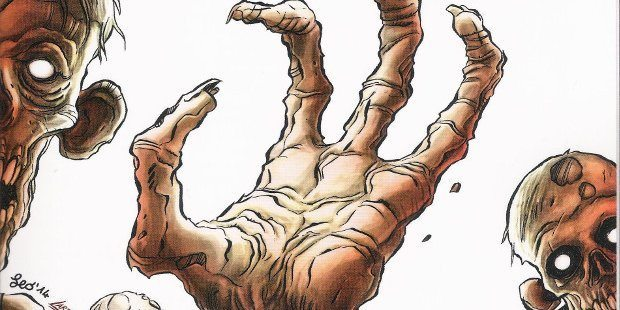 Rat-Man #107 – La Città dei Morti Viventi (Leo Ortolani)