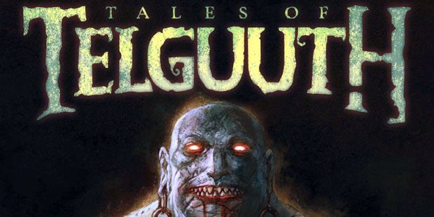 Anche l'italiano Stefano Cardoselli in Tales of Telguuth, volume in memoria di Steve Moore