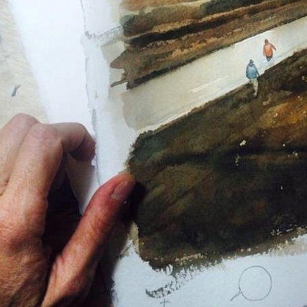 Il manifesto della prima edizione di Arf! Festival sarà disegnato da Gipi