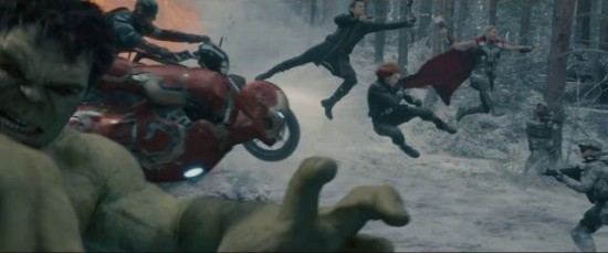I film di supereroi, Avengers: Age of Ultron e la crisi del Box Office