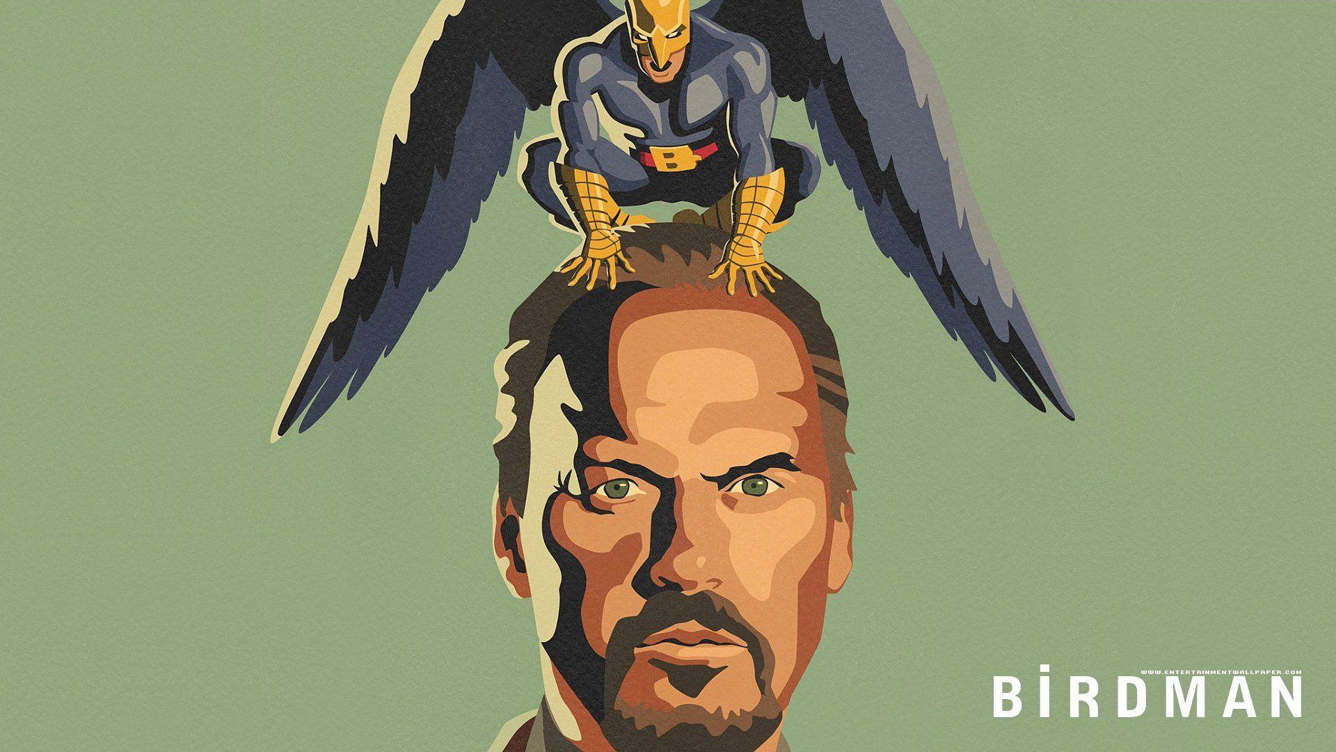 TNT podcast: supereroi, cinecomics, Birdman