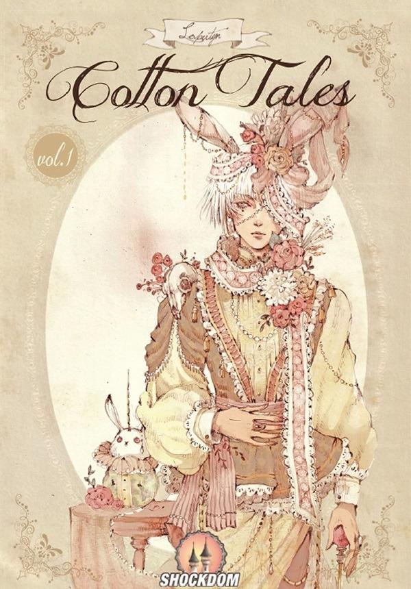 """Cotton Tales"" di Jessica Cioffi presentato al Cartoomics 2015"