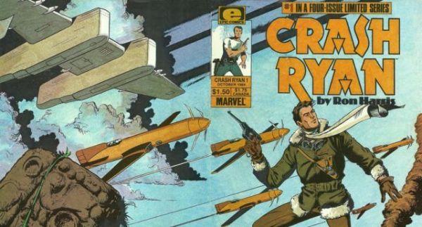 Crash Ryan della Epic diventa un film per il grande schermo