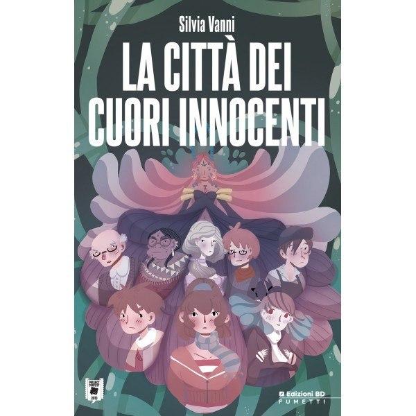 """Giochi a Fumetti podcast: intervista a Silvia Vanni, autrice di """"La città dei cuori innocenti"""""""