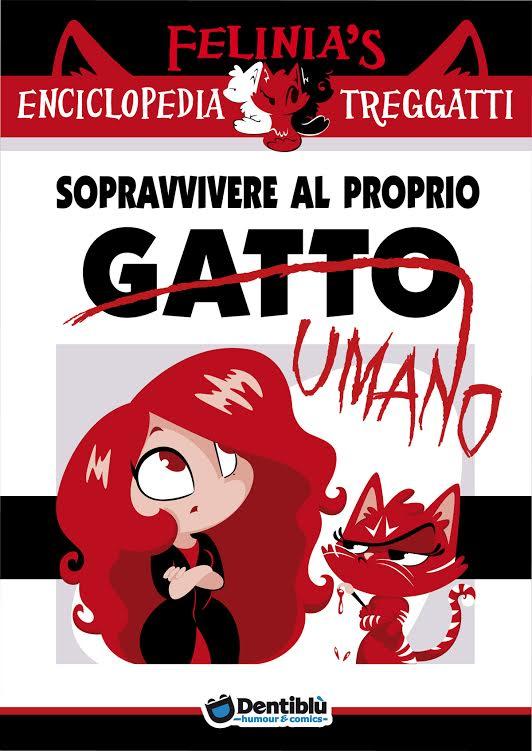 """Il 28 e 29 marzo, Felinia a Ludicomix spiega come """"Sopravvivere al proprio gatto"""""""