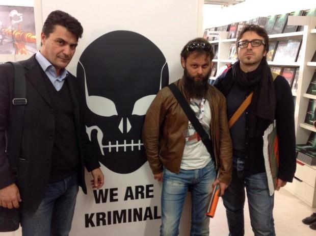 Il ritorno di Kriminal: intervista a Matteo Casali, Giuseppe Camuncoli e Onofrio Catacchio