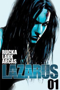 """""""Lazarus"""" di Greg Rucka diventa una serie TV"""