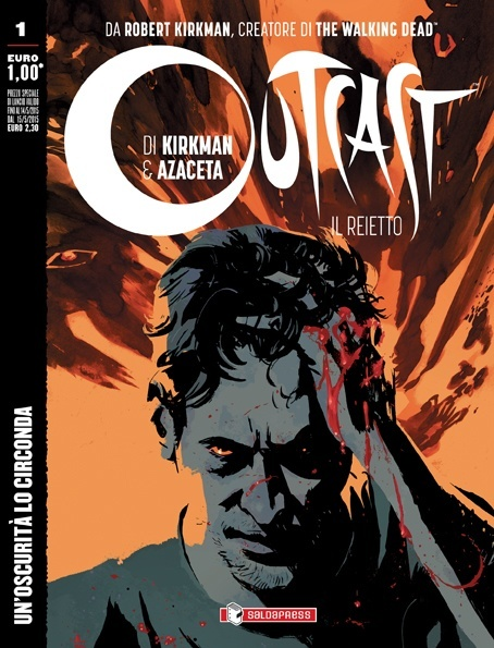 Outcast: i demoni di Robert Kirkman